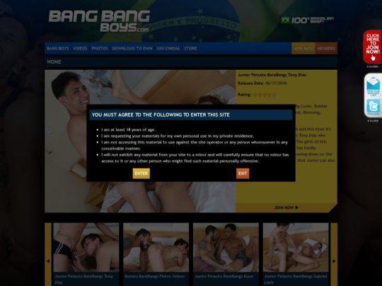 Bang Bang Boys