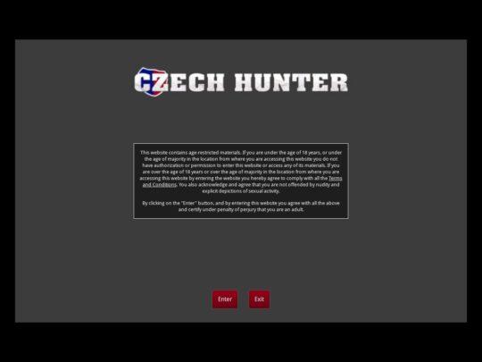 Czech Hunter