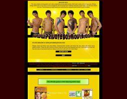 Private Boy Movie
