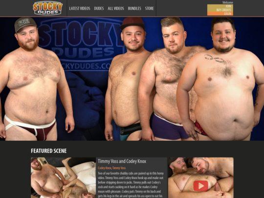 Stocky Dudes