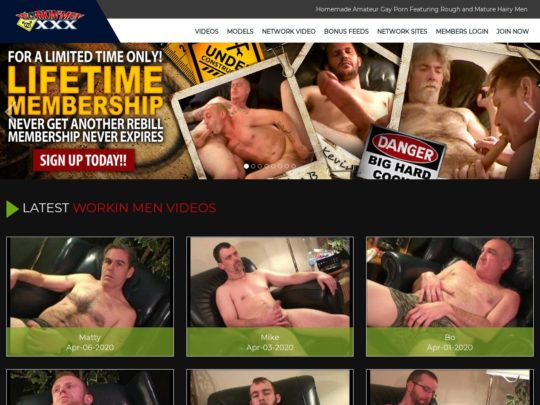 Workin Men XXX